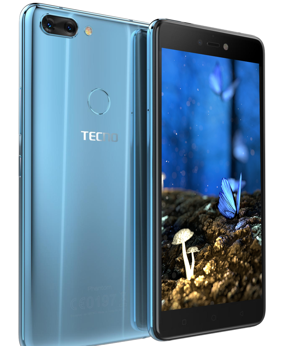 Tecno Phantom 8 - Blue