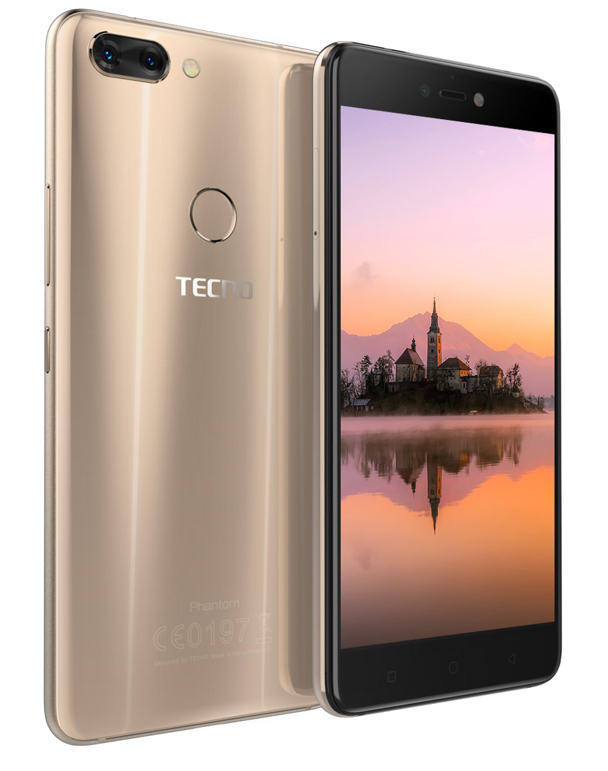 Tecno Phantom 8 - Gold