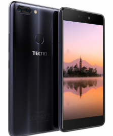 Tecno Phantom 8 - Black