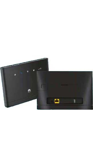 Telkom 4G CPE router